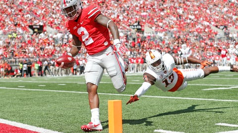 No. 4 Ohio State 48, Tulsa 3