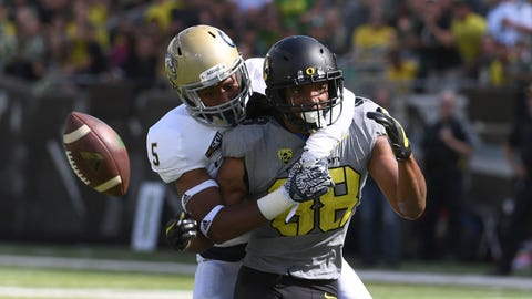 Oregon (1-0), re-rank: 20