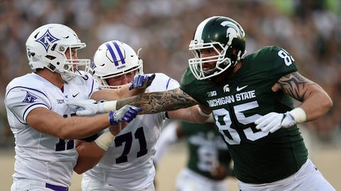 Michigan State (1-0), re-rank: 14