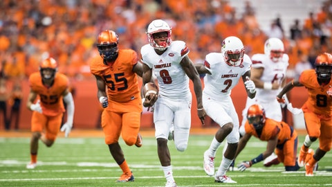 Cotton: Louisville vs. Houston