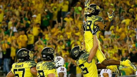 Oregon (2-0), re-rank: 22