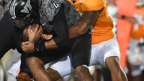 Tennessee (2-0), re-rank: 17
