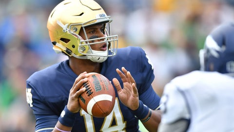 Michigan State at Notre Dame (-7.5)