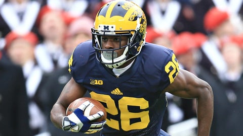 46. Indianapolis Colts: Jourdan Lewis, CB, Michigan