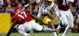 No. 20 LSU seeks better QB play vs Mississippi St.