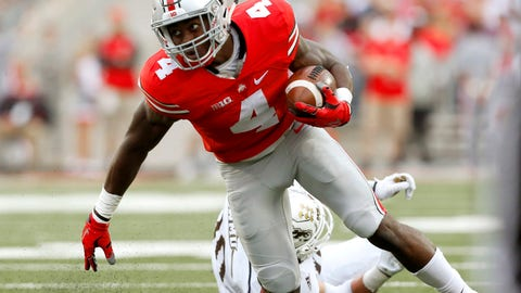 Is Curtis Samuel the real deal?