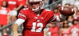 Wisconsin surges late and QB questions emerge