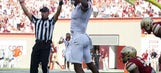 Evans throws for 5 TDs, Va Tech crushes Boston College 49-0