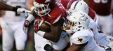 No. 24 Arkansas dominant in 42-3 win over Texas State