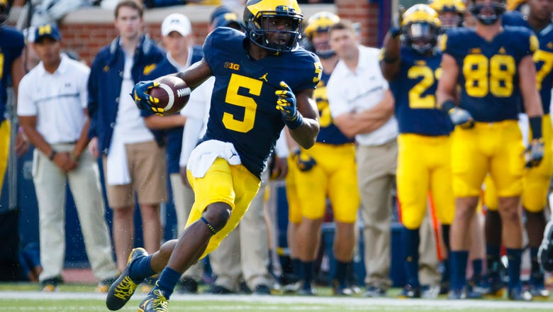 Michigan's Jabrill Peppers enters Heisman conversation with massive game vs. Colorado