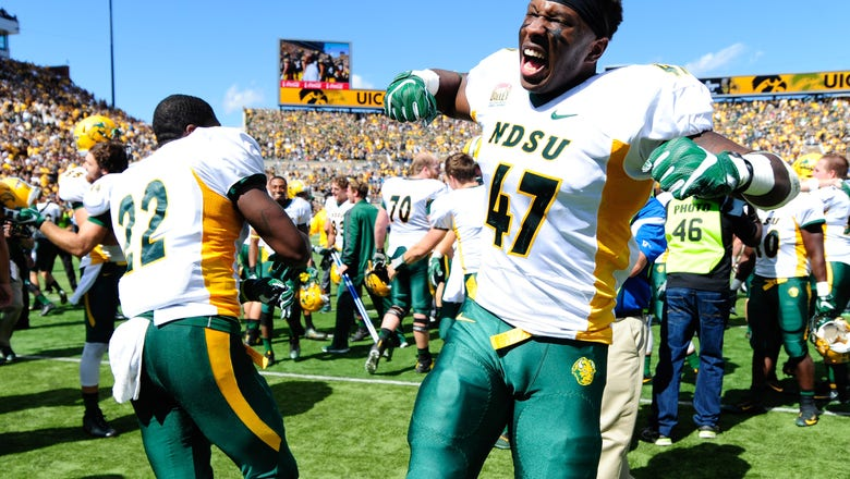 North Dakota State keeps getting paid big bucks to beat FBS teams