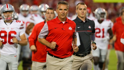 Ohio State, 4-1 (opened at 10-1)
