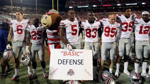 Ohio State is scary good
