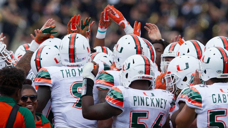 How the revamped defense has sparked the Miami Hurricanes' strong start