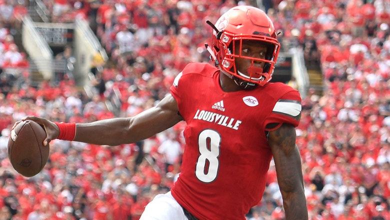 How Louisville's Lamar Jackson became a Heisman Trophy frontrunner