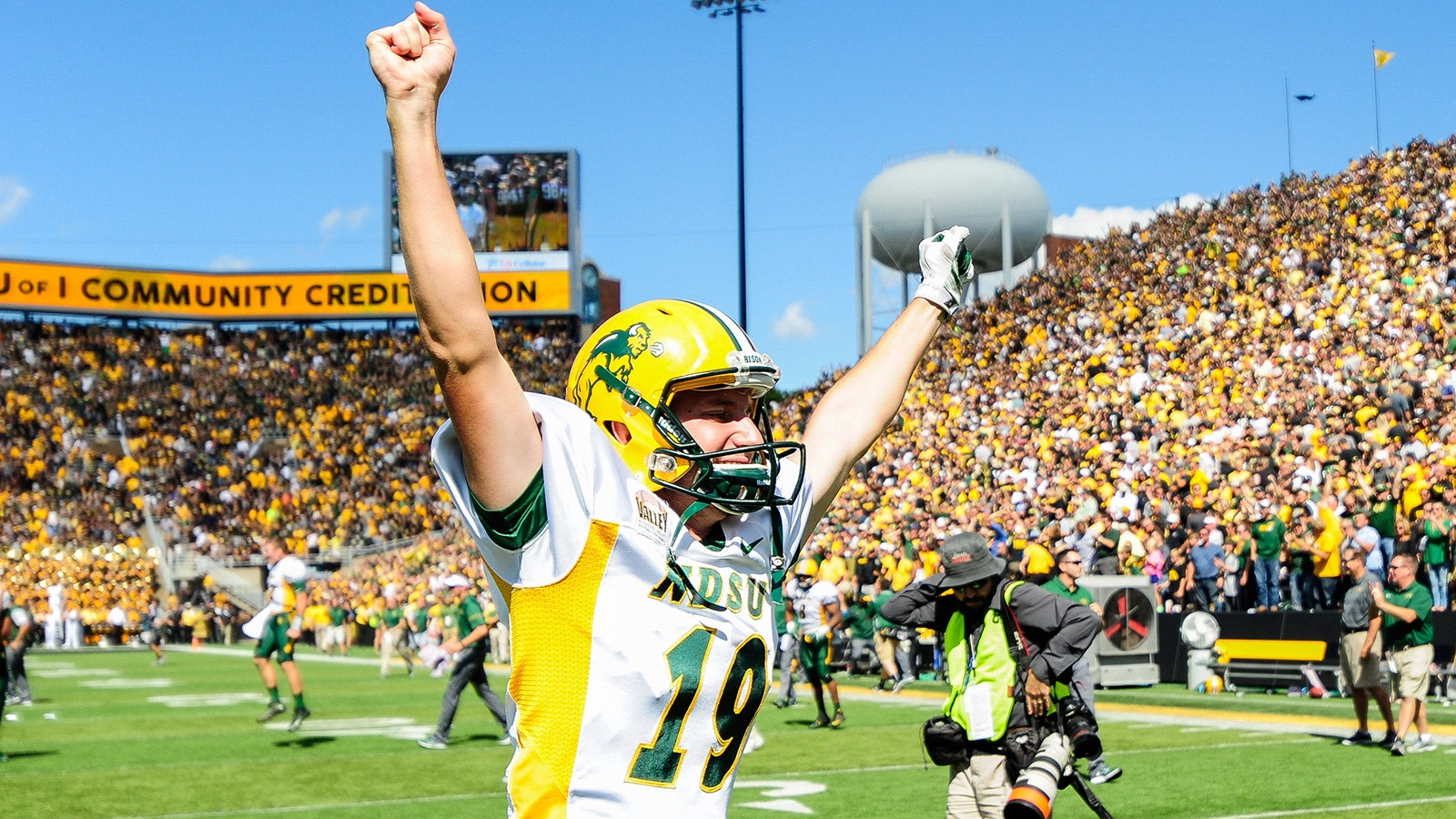 Why North Dakota State should be ranked in the Top 20 | FOX