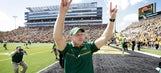 Bison hoopla at all-time high with Iowa win and Wentz mania