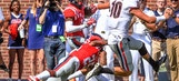 No. 23 Rebels find their rhythm, beat No. 12 Georgia 45-14