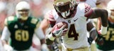Dalvin Cook is back in the Heisman hunt after leading Florida State to a bounce-back win
