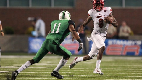 Louisville is one of the fastest starting teams in the country, and Clemson is one of the slowest