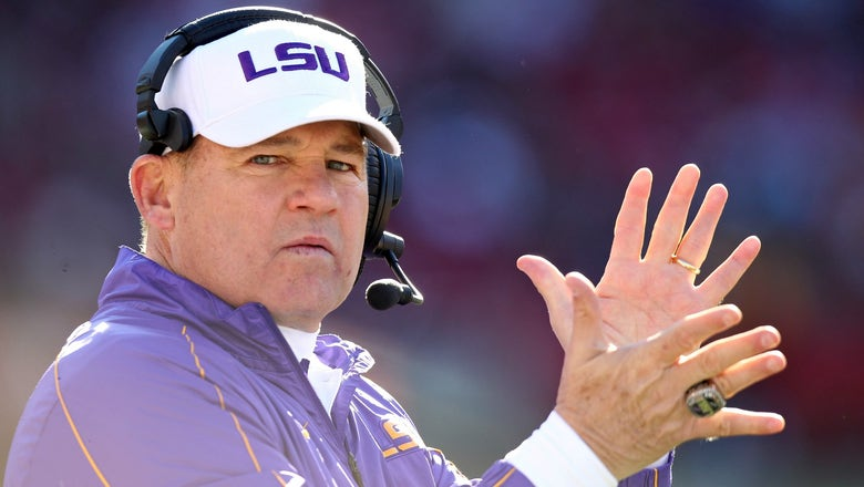 Mailbag: Two places fired LSU coach Les Miles could coach next