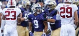Washington leaves no doubt: The Huskies are national title contenders