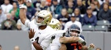 Kizer covers for shaky D as Notre Dame beats Syracuse 50-33