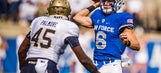 McVey, Steelhammer lead Air Force to 28-14 win over Navy