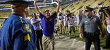 Guice helps LSU open Orgeron era with 42-7 win over Missouri