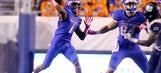 McNichols powers No. 24 Boise State past Utah State, 21-10