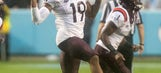 No. 25 Virginia Tech beats No. 17 North Carolina 34-3