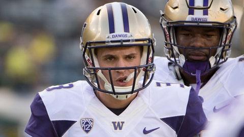 Washington QB Jake Browning