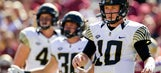 Rudolph has 238 yards as No. 14 Seminoles beat Wake Forest