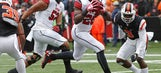 Williams returns, and powers No. 21 past Beavers 19-14