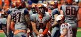Eds: Syracuse 31 No. 17 Virginia Tech 17