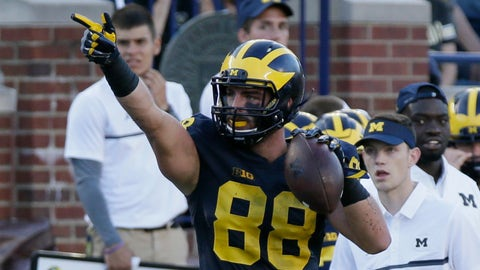 Jake Butt, TE, Michigan