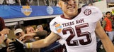 Texas A&M legend Ryan Swope relives the Aggies' shocking 2012 upset of No. 1 Alabama