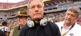 Iowa coach Kirk Ferentz might have forgotten that you can go for two after a TD