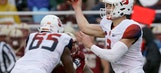 Dungey throws for 3 TDs; Syracuse beats BC 28-20
