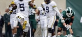 Unbeaten Michigan finally pushes back against Michigan State
