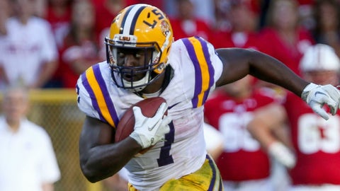 Citrus Bowl: No. 20 LSU (7-4) vs. No. 13 Louisville (9-3)