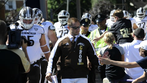 MAC Championship: No. 17 Western Michigan 29, Ohio 23 (Friday)