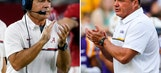 AP COLLEGE FOOTBALL PICKS: LSU, Auburn back in contention