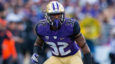 Colts: Budda Baker, S, Washington