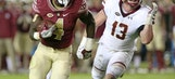 No. 20 Florida State starts fast in rout of Boston College