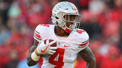 Curtis Samuel - Panthers WR/RB