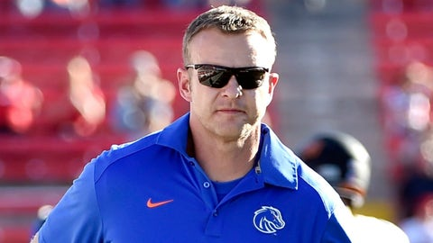Air Force 27, No. 19 Boise State 20 (Friday)