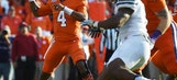 With division title at stake, No. 5 Clemson visits Wake