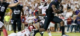 No. 13 Oklahoma State goes to TCU in control of Big 12 fate