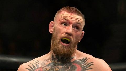 UFC 196 sets record